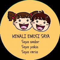 Kenali Emosi Saya Logo (PNG)